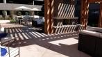 Entertaining Courtyard at Portico Kirby, Houston