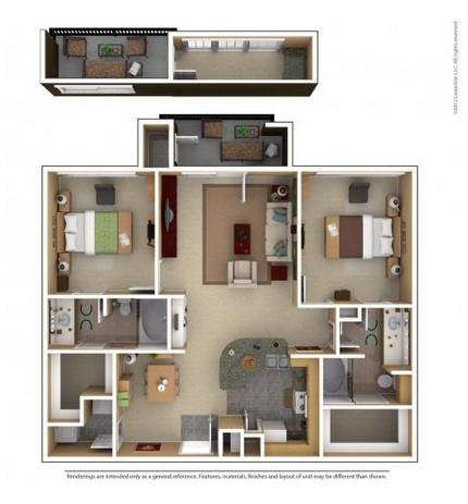 cambridge apartment